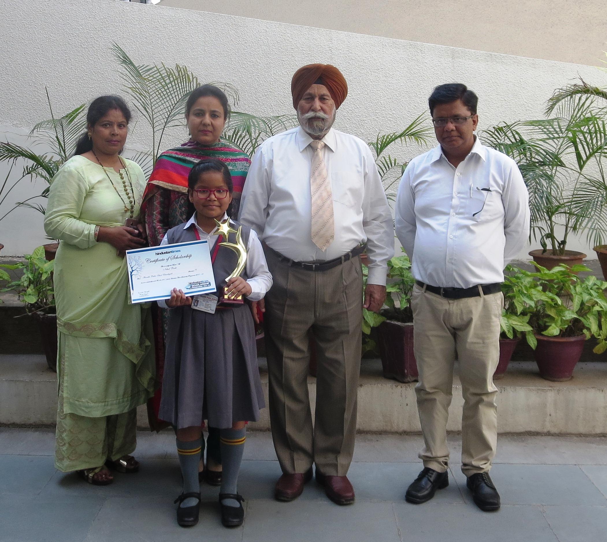 Chandigarh   Shivalik Public School
